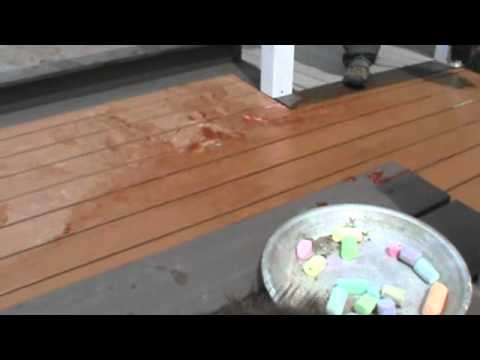 Cleaning Azek Decking
