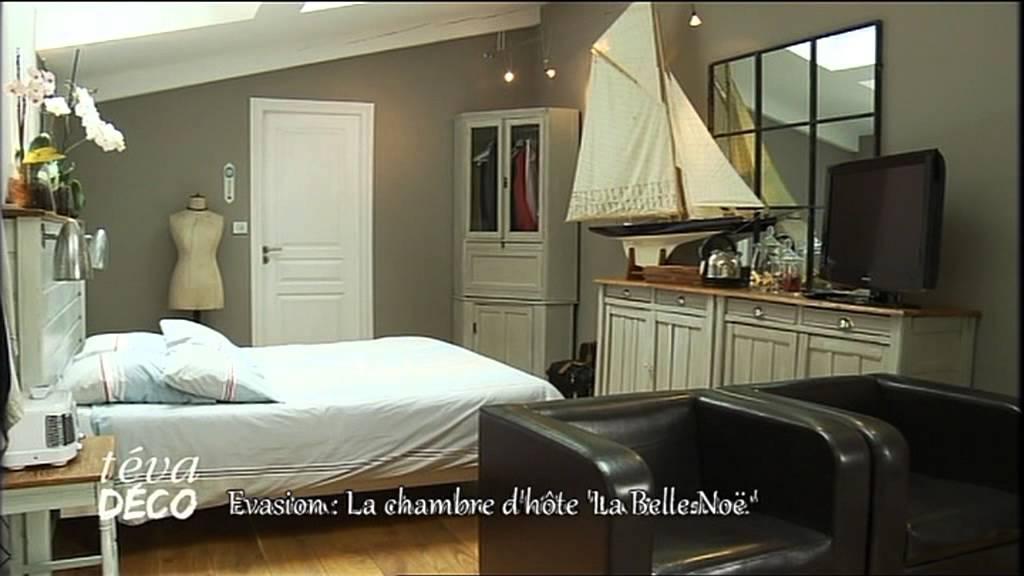 Teva Déco - Cendrine Dominguez présente les chambres d\'hôtes \