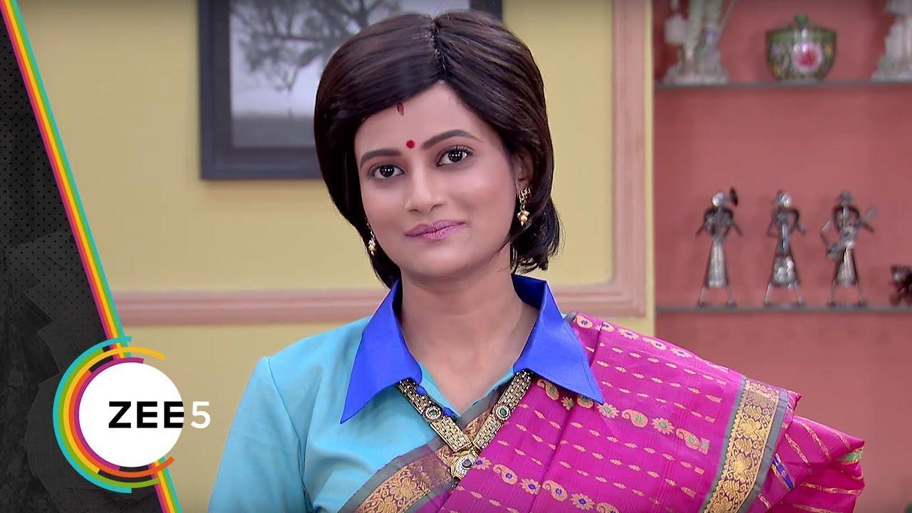 Watch Ushasi Ray AKA Bokul From 'Bokul Kotha' on ZEE5 App   Download NOW