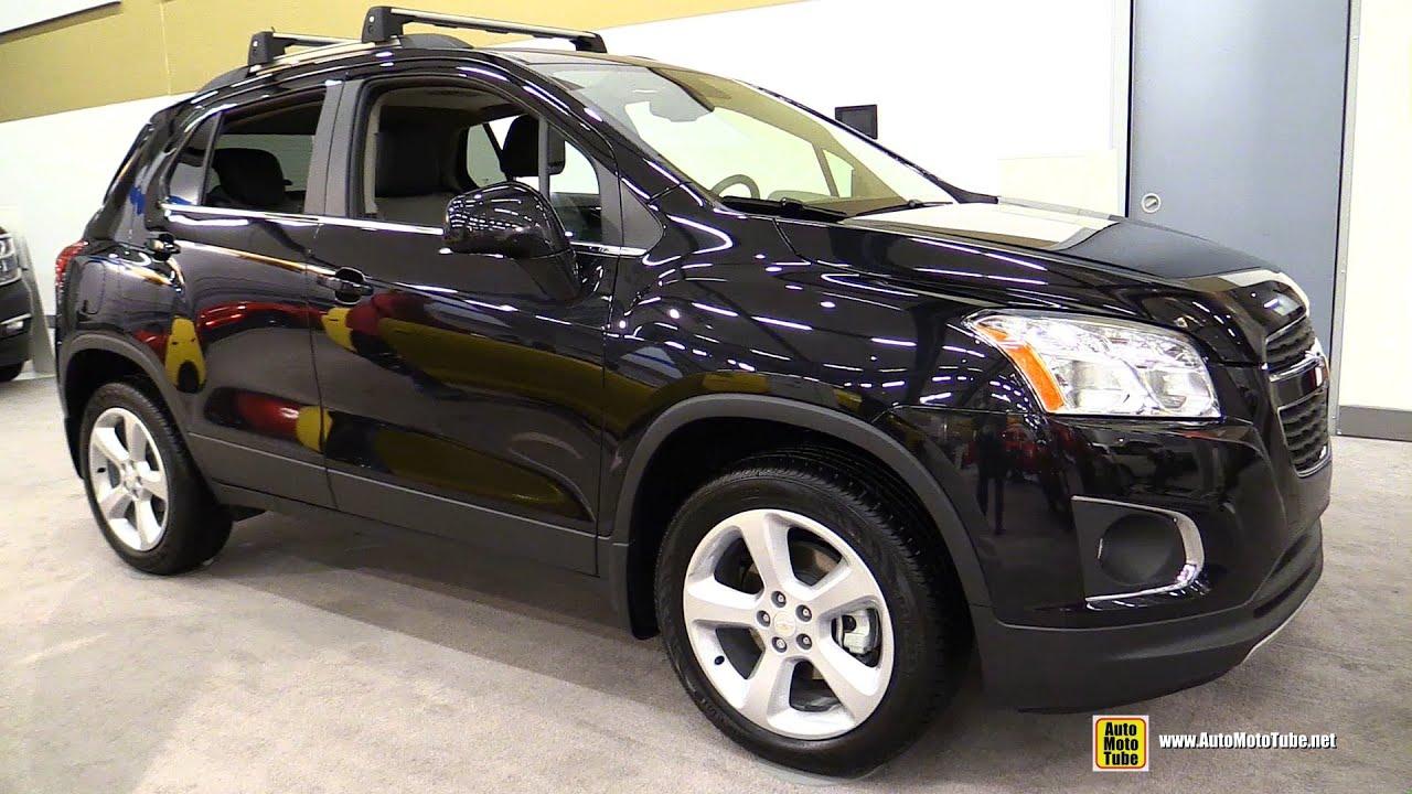 2015 chevrolet trax ltz exterior and interior walkaround 2015 ottawa gatineau auto show. Black Bedroom Furniture Sets. Home Design Ideas