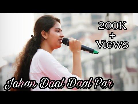 Download Jahan Daal Daal Par Sone Ki Chidiya   Moh. Rafi   Patriotic song by Gul Saxena   Live Performance