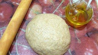 Как приготовить тесто на домашней закваске