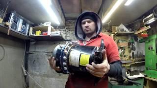 Разъемный корпус высокого давления или как сделать фланец