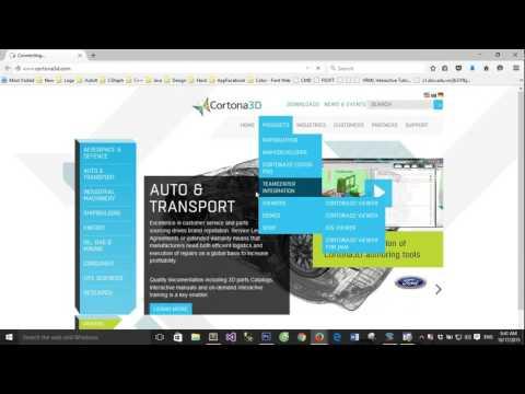 Hướng dẫn cài đặt VRML Pad và Cortona 3D Viewer