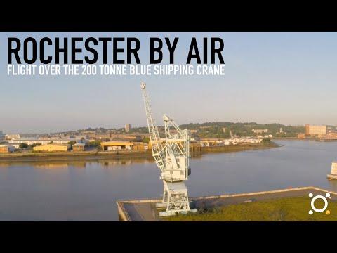Rochester riverside