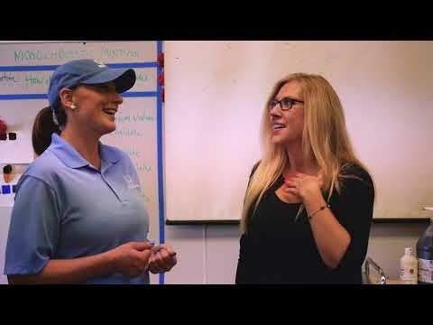 Teacher Appreciation Week - Christina Longstaffe - Garey High School