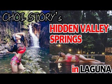 [CHOI STORY] HIDDEN VALLEY SPRINGS in LAGUNA