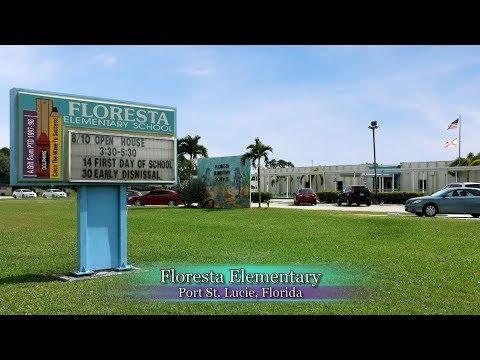 Floresta Elementary School Promo