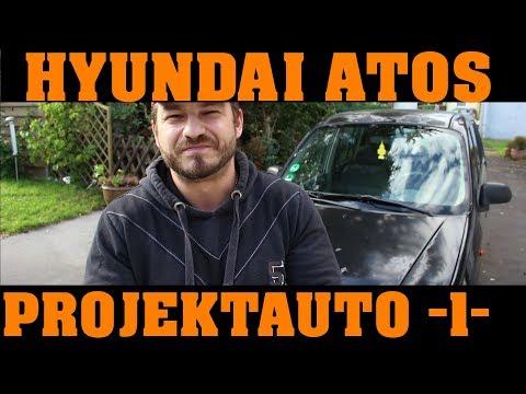 Hyundai ATOS - Projekt Auto | #1
