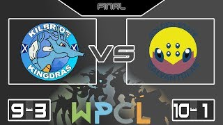 WPCL Final - vs Golden State Galvantulas thumbnail