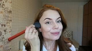 Уроки макияжа от Юлии Крючковой  Урок 1 Основы тонирования и коррекции лица