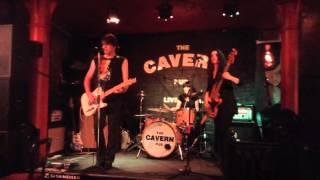 The Amazing Kappa at the Cavern Pub Liverpool 30/10/2013 Jackson/Snake Eyed Woman
