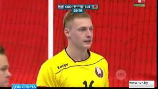 Три белорусских гандболиста номинированы на звание лучшего(, 2016-05-31T11:53:27.000Z)