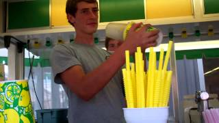 Portage County Randolph Fair - Linn's Old Fashioned Lemonade Shake-up