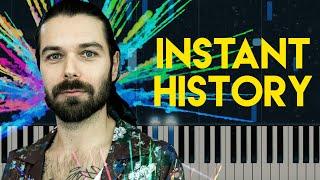 Biffy Clyro - Instant History | Piano Tutorial