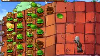 Plants vs. Zombies - Level 5-9