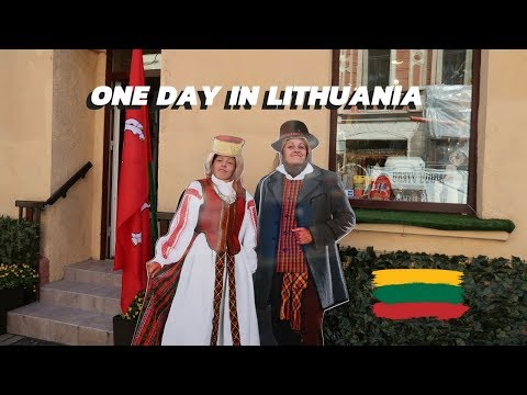 One Day in KAUNAS, LITHUANIA | Merete