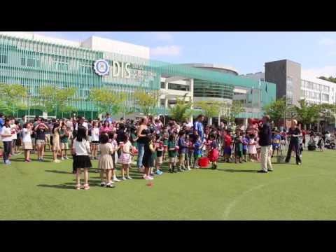Daegu International School ALS Ice Bucket Challenge 2014