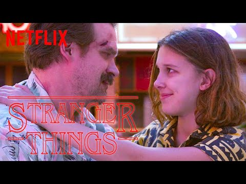 Download The Eleven & Hopper Story | Stranger Things S1-3