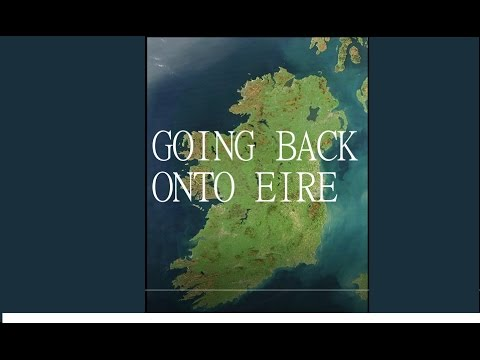 Going Back Onto Eire, Rock Music Track