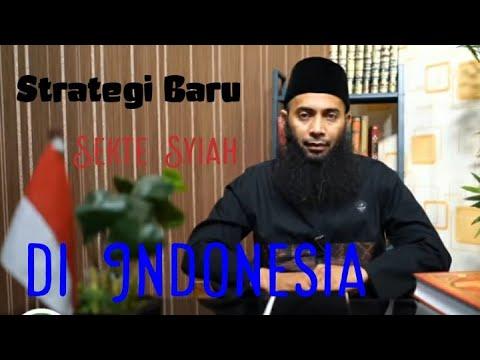 Ust. Syafiq Mengungkap Strategi Baru Sekte Syiah di Indonesia