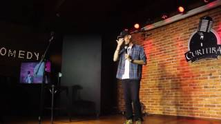 Gui Augusto - Curitiba Comedy Club (15/05/16)