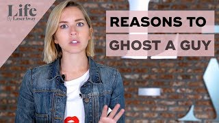 5 Good Reasons T๐ Ghost A Guy | Life by LaserAway