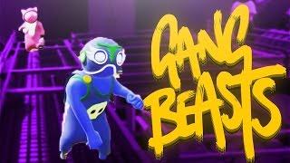 CASI MUERO DE LA RISA CON ESTE JUEGO!! | GANG BEAST W/ SOKI, BRII & DAYKYRI