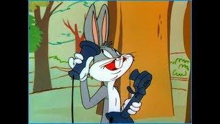 Bugs Bunny - (Türkçe Dublaj) Eski Versiyon - Çizgi Film