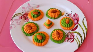 Badam Kalakand / Festival Sweet Recipe / Sweet Recipe With Only 3 Ingredients