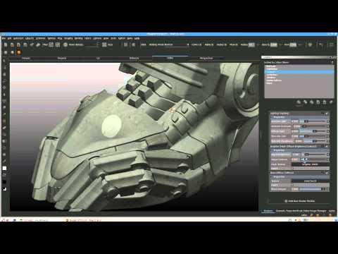 Image Engine's use of MARI on Battleship