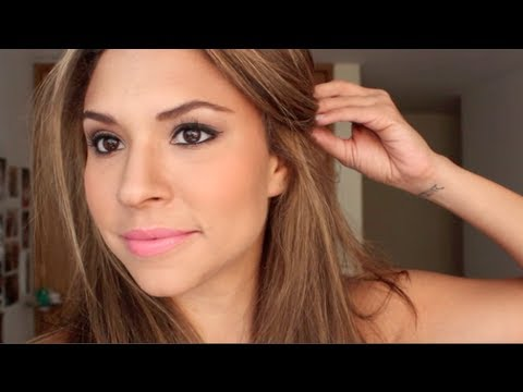 maquillaje fcil maquillaje natural sombra color caf shelby ruiz m youtube