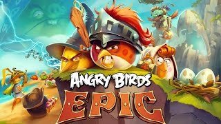 Angry Birds Epic - Golden Cloud Castle