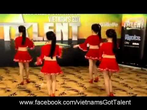 Nhóm dance sport - VietNam