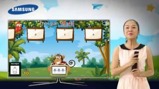 Game | Clip 5 Khỉ con thông thái ViOlympic Em Giỏi Toán | Clip 5 Khi con thong thai ViOlympic Em Gioi Toan