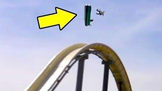 Insane Theme Park Ride ACCIDENTS