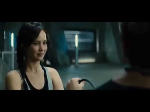 THE HUNGER GAMES CATCHING FIRE DELETE SCENE FINNICK TIES KNOT SC 119