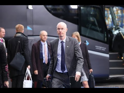 Informal meeting of energy and transport ministers (TTE) – Arrivals and doorstep