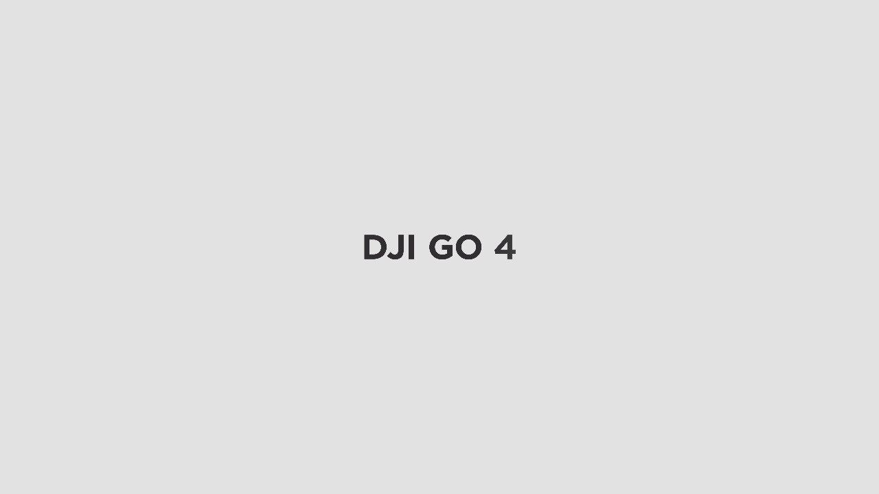 Dji Go 4 Tutorial Mavic 2 Pro