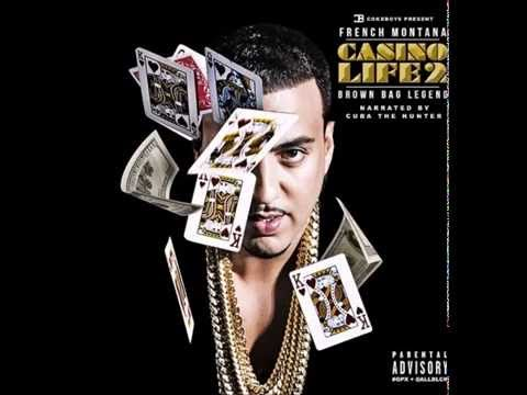 French Montana - 5 Mo Ft. Travis $cott & Lil Durk (Audio)