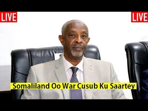Somaliland Oo War Cusub Ka Soo Saartey Wasiiradii ay Ku Xirtay Xabsiga Hargeysa