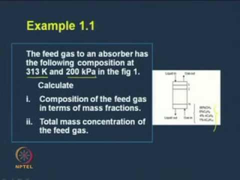 Mod-01 Lec-02 Molecular Diffusion