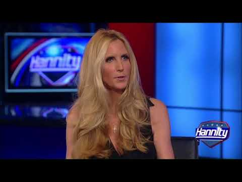 Ann Coulter Reacts to Michael Cohen FBI Raid