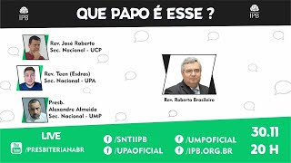 Que Papo é Esse #49_201130_20h - Roberto Brasileiro