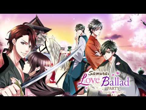 Samurai Love Ballad OST - Romantic/Sad Theme