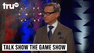 Talk Show the Game Show - Lightning Round: Margaret Cho vs. Paul Feig | truTV