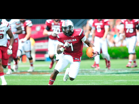South Carolina Gamecocks Wide Receivers Preview / Deebo Samuel, Bryan Edwards