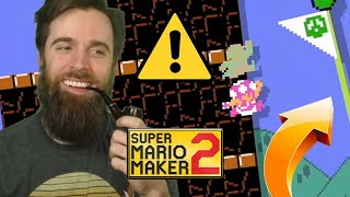 ULTIMATE Mario Maker Multiplayer -  Get that Garbage OUTTA HERE! [FINALE]