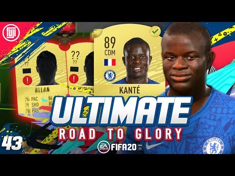 THE BIGGEST RISK!!! ULTIMATE RTG #43 - FIFA 20 Ultimate Team Road to Glory