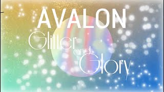 Avalon - Glitter and Glory (Official Lyric Video)